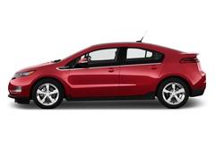Chevrolet Volt - Limousine (2010 - heute) 4 Türen Seitenansicht