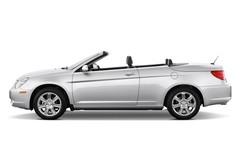 Chrysler Sebring Limited Cabrio (2007 - 2010) 2 Türen Seitenansicht