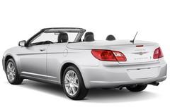 Chrysler Sebring Limited Cabrio (2007 - 2010) 2 Türen seitlich hinten