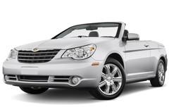 Chrysler Sebring Limited Cabrio (2007 - 2010) 2 Türen seitlich vorne mit Felge