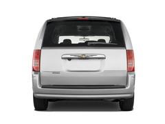 Chrysler Voyager Touring Van (2008 - heute) 5 Türen Heckansicht