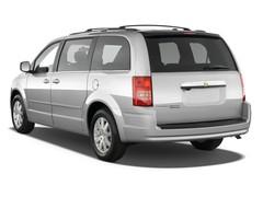 Chrysler Voyager Touring Van (2008 - heute) 5 Türen seitlich hinten