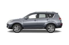 Citroen C-Crosser Exclusive SUV (2007 - 2013) 5 Türen Seitenansicht