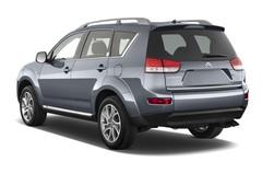 Citroen C-Crosser Exclusive SUV (2007 - 2013) 5 Türen seitlich hinten
