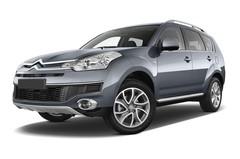 Citroen C-Crosser Exclusive SUV (2007 - 2013) 5 Türen seitlich vorne mit Felge