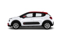 Citroen C3 Feel Kleinwagen (2016 - heute) 5 Türen Seitenansicht