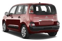 Citroen C3 Picasso Exclusive Van (2008 - heute) 5 Türen seitlich hinten