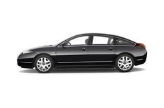 Citroen C6 Exclusive Limousine (2005 - 2013) 4 Türen Seitenansicht