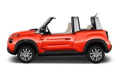 Citroen E-Mehari - Cabrio (2016 - heute) 3 Türen Seitenansicht