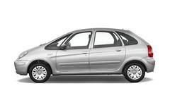 Citroen Xsara Picasso SX Van (1999 - 2010) 5 Türen Seitenansicht