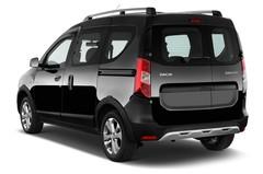 Dacia Dokker Stepway Van (2012 - heute) 5 Türen seitlich hinten