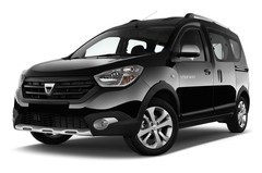 Dacia Dokker Stepway Van (2012 - heute) 5 Türen seitlich vorne mit Felge