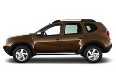 Dacia Duster Prestige SUV (2010 - heute) 5 Türen Seitenansicht