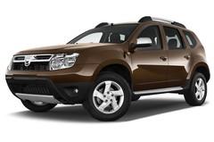 Dacia Duster Prestige SUV (2010 - heute) 5 Türen seitlich vorne mit Felge