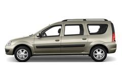 Dacia Logan Laureate Kombi (2006 - 2013) 5 Türen Seitenansicht
