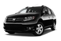 Dacia Logan Prestige Kombi (2013 - heute) 5 Türen seitlich vorne mit Felge