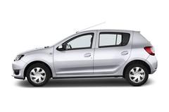 Dacia Sandero Laur�ate Kleinwagen (2012 - heute) 5 Türen Seitenansicht
