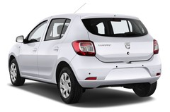 Dacia Sandero Laur�ate Kleinwagen (2012 - heute) 5 Türen seitlich hinten