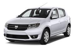 Dacia Sandero Laur�ate Kleinwagen (2012 - heute) 5 Türen seitlich vorne