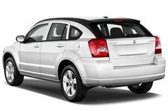 Dodge Caliber SXT Kompaktklasse (2006 - 2011) 5 Türen seitlich hinten