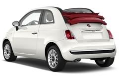 Fiat 500 Lounge Cabrio (2007 - heute) 2 Türen seitlich hinten