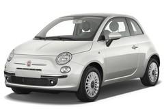 Fiat 500 Lounge Kleinwagen (2007 - heute) 3 Türen seitlich vorne