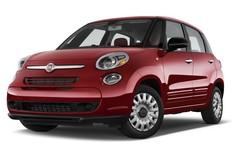 Fiat 500L Pop Star SUV (2012 - heute) 5 Türen seitlich vorne mit Felge