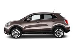 Fiat 500X Lounge SUV (2014 - heute) 5 Türen Seitenansicht