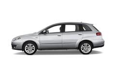 Fiat Croma Emotion Kombi (2005 - 2010) 5 Türen Seitenansicht