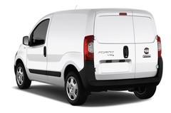 Fiat Fiorino Basis Transporter (2008 - heute) 4 Türen seitlich hinten