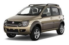 Fiat Panda Cross Kleinwagen (2003 - 2012) 5 Türen seitlich vorne