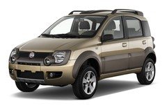 Fiat Panda Kleinwagen (2003 - 2012)