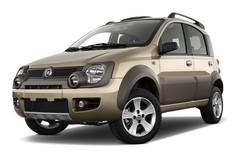 Fiat Panda Cross Kleinwagen (2003 - 2012) 5 Türen seitlich vorne mit Felge