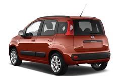 Fiat Panda Lounge Kleinwagen (2012 - heute) 5 Türen seitlich hinten