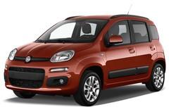 Fiat Panda Lounge Kleinwagen (2012 - heute) 5 Türen seitlich vorne