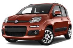 Fiat Panda Lounge Kleinwagen (2012 - heute) 5 Türen seitlich vorne mit Felge