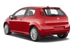 Fiat Punto - Kleinwagen (2005 - heute) 3 Türen seitlich hinten