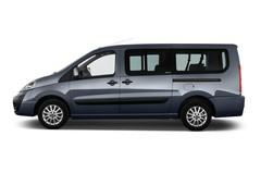 Fiat Scudo 2.0 Multijet 130 Dpf L1H1 Ex Transporter (2007 - heute) 5 Türen Seitenansicht