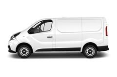 Fiat Talento Basis Transporter (2016 - heute) 4 Türen Seitenansicht