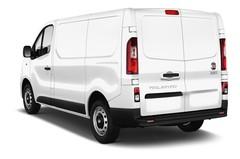 Fiat Talento Basis Transporter (2016 - heute) 4 Türen seitlich hinten