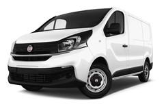 Fiat Talento Basis Transporter (2016 - heute) 4 Türen seitlich vorne mit Felge