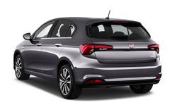 Fiat Tipo Lounge Kompaktklasse (2015 - heute) 5 Türen seitlich hinten