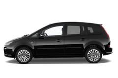 Ford C-Max Titanium Van (2007 - 2010) 5 Türen Seitenansicht
