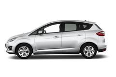 Ford C-Max Titanium Van (2010 - heute) 5 Türen Seitenansicht