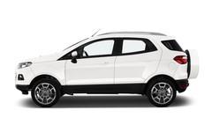 Ford ECOSPORT Titanium SUV (2013 - heute) 5 Türen Seitenansicht