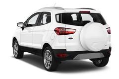 Ford ECOSPORT Titanium SUV (2013 - heute) 5 Türen seitlich hinten