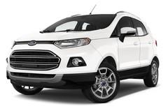 Ford ECOSPORT Titanium SUV (2013 - heute) 5 Türen seitlich vorne mit Felge