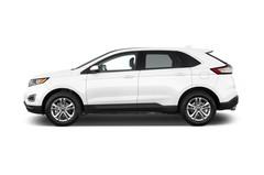 Ford Edge Titanium SUV (2015 - heute) 5 Türen Seitenansicht