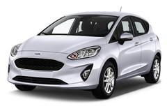 Ford Fiesta Cool & Connect Kleinwagen (2017 - heute) 5 Türen seitlich vorne