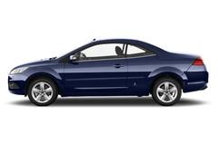 Ford Focus Trend Cabrio (2006 - 2010) 2 Türen Seitenansicht